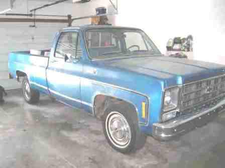 Truck 1979 Chevrolet Bonanza 10 Auto Radio Air 350